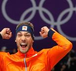 Netherlands continue speed skating dominance as Nuis wins men's 1,500m gold