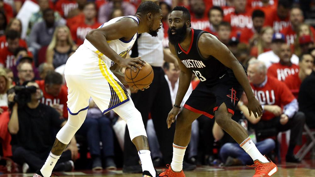 Clint Capela: Rockets 'Are Better' Than the Warriors