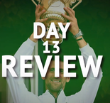 Day 13 review - Djokovic beats Federer for fifth Wimbledon title