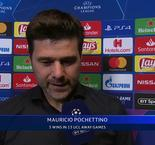 UEFA Champions League - Mauricio Pochettino Reaction