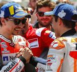 Lorenzo: 'Marquez And I Will Push Each Other'