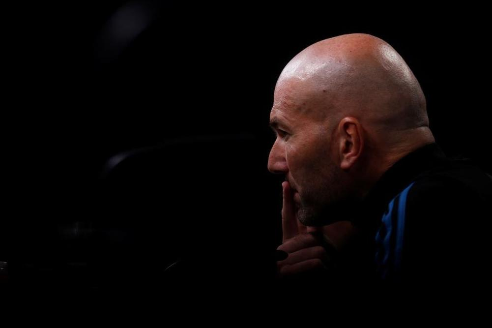 Real Madrid: Zidane a bel et bien prolongé