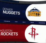 GAME RECAP: Rockets 125, Nuggets 124