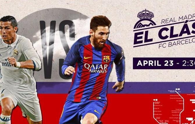 How & where to Watch LaLiga's El Clasico on TV and Online Live Streaming - beIN SPORTS