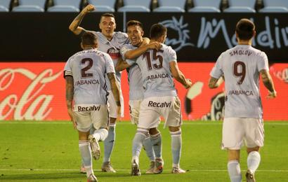 LaLiga Goal: Beltran Pulls Celta Vigo Level 1-1 With Atletico Madrid