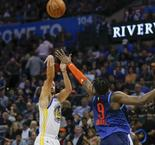NBA : Les Warriors frappent fort contre le Thunder