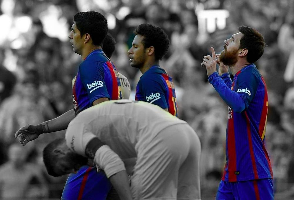 LaLiga File: MSN