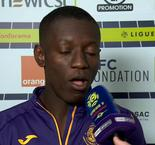 "Gradel : ""Il y a des contacts mais ne pas s'emballer"""