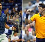 Djokovic v Del Potro: A statistical preview of the US Open final