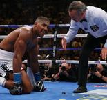 Joshua to exercise rematch clause after huge upset