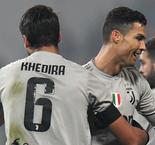 Sassuolo 0 Juventus 3: Ronaldo on target as champions go 11 points clear