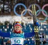 Norway's Haga strikes cross-country gold