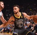 NBA : Curry en mode quarterback !