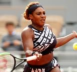 Serena recovers from slow start to progress in Paris