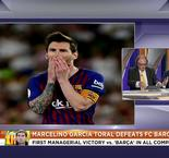 The Locker Room: Valencia Beat Barca In Copa del Rey Final