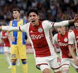 Ajax Qualify For Champions League Group Stage
