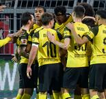 Sancho stars as Dortmund beats Bosz