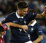 Olivier Giroud Booed By Own Supporters On France Duty But Accepts Criticism