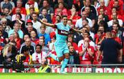 EPL: Liverpool 0 - 3 West Ham United
