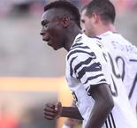Kean's first goal secures Juve win