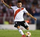 Quintero stunner lights up River Plate draw