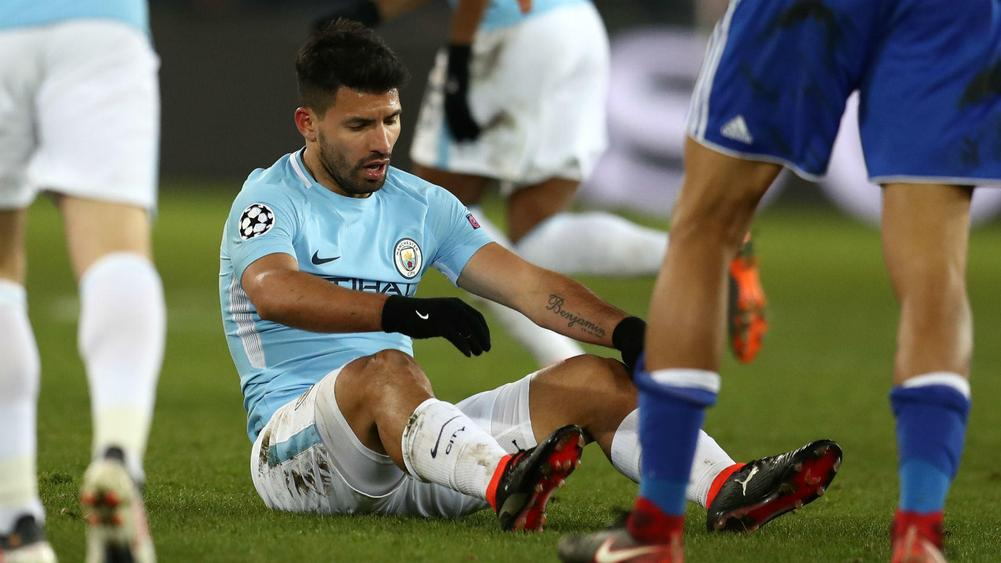 Man City's Aguero praise Guardiola despite early struggles