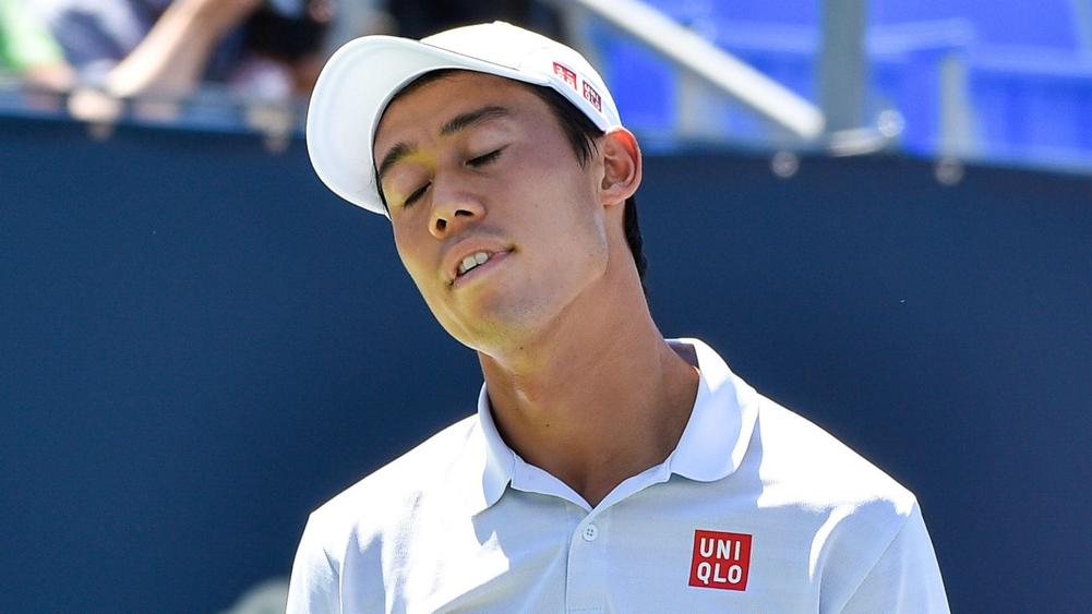 Injury forces Nishikori out of season