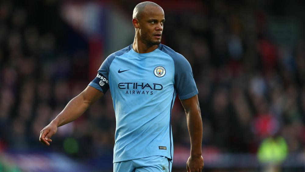 Guardiola wants Kompany at Manchester City despite injury-plagued season