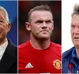 Rooney Snubs Ferguson: Van Gaal the Best Coach I Worked With - 100 Per Cent