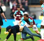 West Ham Fans Invade Pitch In Ownership Protest
