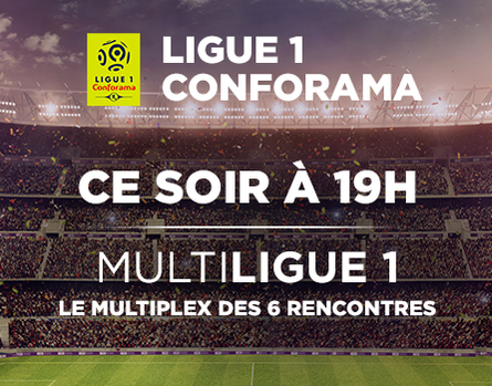 MultiLigue 1 sur beIN SPORTS