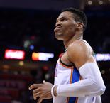 Thunder: 25 000 dollars d'amende pour Westbrook