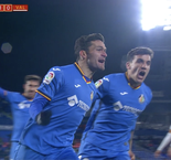 Highlights: Getafe Take 1-0 Edge Over Valencia In First Leg Of Copa del Rey Quarterfinal