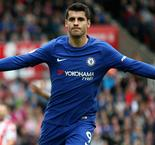 Magic Morata hits hat-trick in Chelsea rout