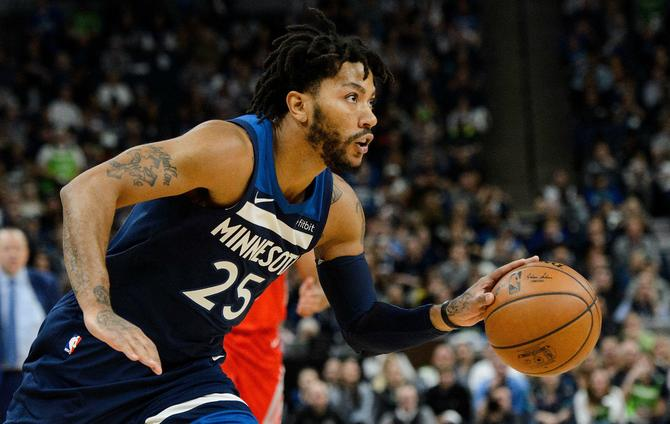 Rose explodes for 50 points to lead Timberwolves over Jazz 3a1ff9a76