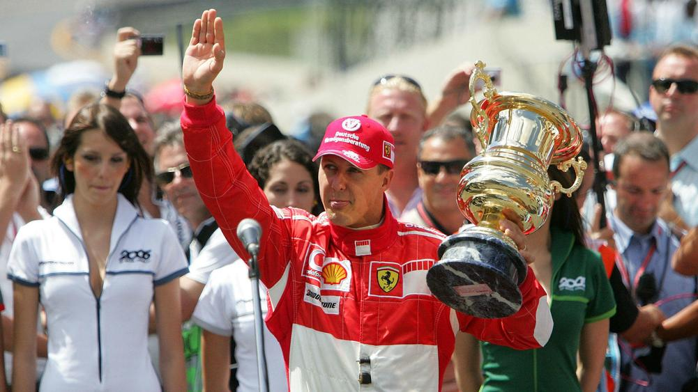 Ferrari to mark Schumacher's 50th birthday with special exhibition