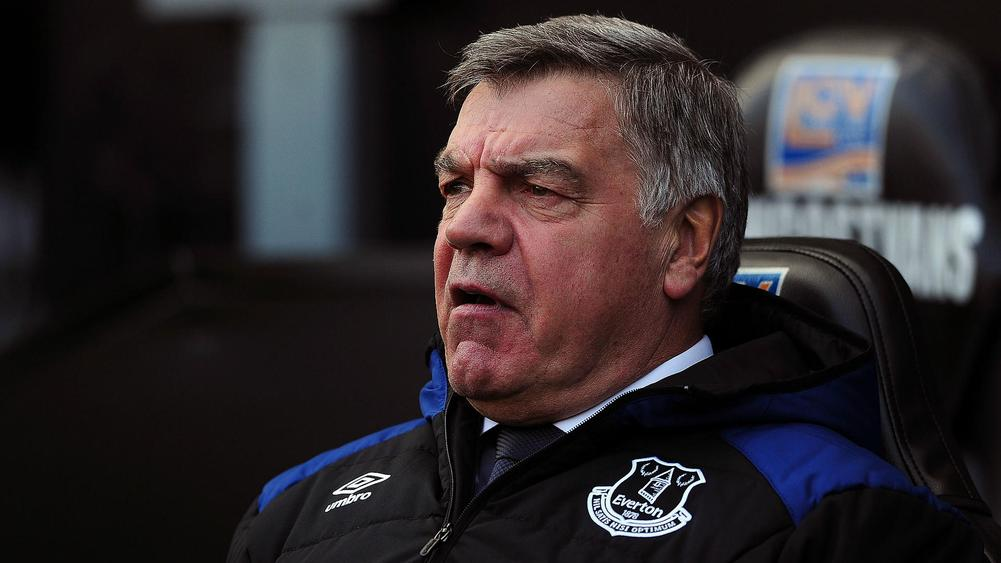 Allardyce, Everton part ways