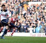 Tottenham 2 Southampton 1: Spurs march on without injured Kane