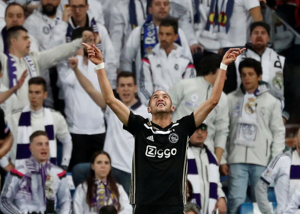 Ajax End Real Madrid s Champions League Reign 7a3899c6933cd