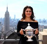 I'm not done yet! - US Open champion Andreescu 'could definitely get used to' winning feeling