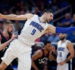NBA : Le Magic sur le fil face aux Sixers