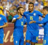Richarlison and Neymar Lead Brazil Rout Over El Salvador