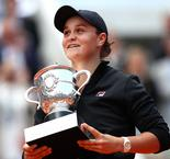 French Open title grants Barty vindication