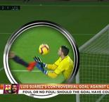 The Locker Room: Should Luis Suarez's Goal Have Stood?