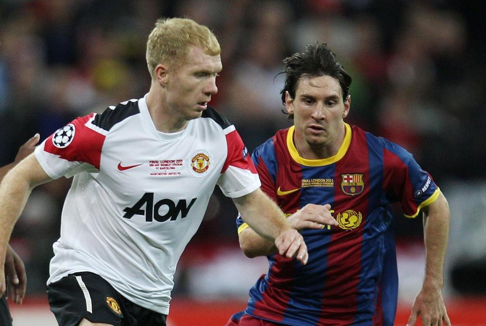 Liverpool, Manchester City are laughing at Manchester United, says Paul Scholes