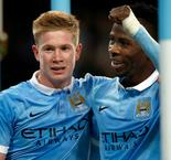 Capital One Cup : Manchester City 5-1 Crystal Palace