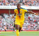 Arsenal 2 Crystal Palace 3: Zaha on target as Gunners slip up in top-four race