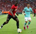 Foot: Manchester United enchaîne contre l'Inter en amical