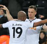 Swansea City 4 West Ham 1: King on target as Carvalhal revolution continues