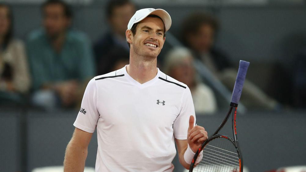Andy Murray knocked out of Madrid Open by Borna Coric